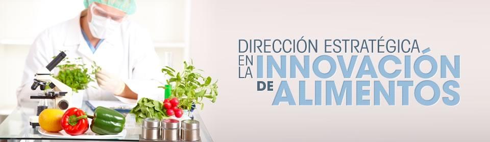 banner 9 - Dirección estratégica de la innovación en alimentos