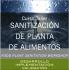 FOOD PLANT SANITATION WORKSHOP