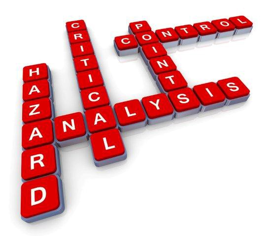 FOOD SAFETY RISK MANAGEMENT THROUGH HACCP. Purchasing liability insurance is no substitute