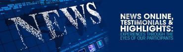 banner 10 - News online, testimonials & highlights